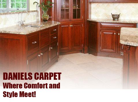 kitchen flooring daniels carpet long island ny. Black Bedroom Furniture Sets. Home Design Ideas